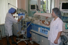 Отделение новорожденных
