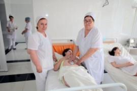 Акушерское родильное отделение