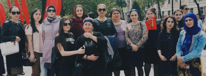 Сотрудники ГБУ РД